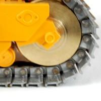 CAT D11 - Kit de ruedas conducidas en LATÓN