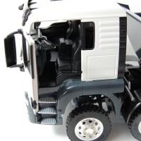 MAN TGS 8x8 (SD) - Volquete gris