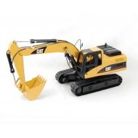 Excavadora CAT 320 Hidráulica (con Opciones de Metal)