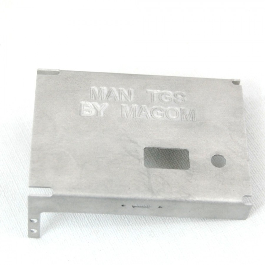 Tapa cables para chasis - MAN TGS  - 1:16