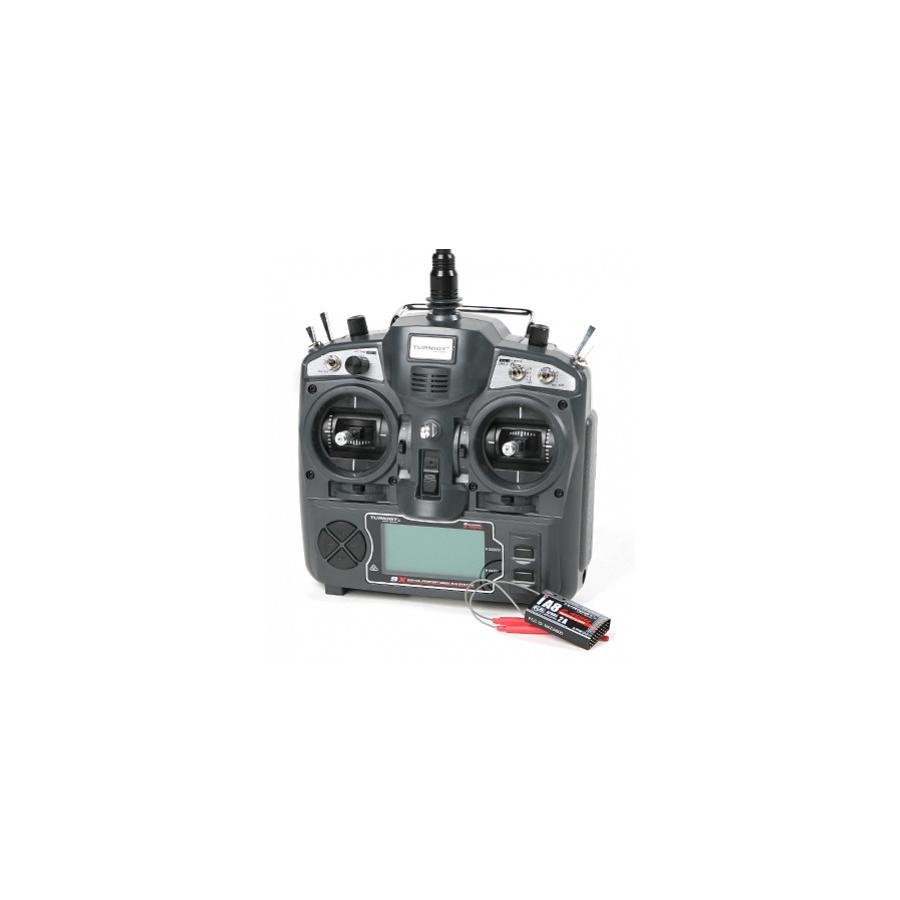 Emisora Turnigy 9X (AFHDS 2A) Modo 5
