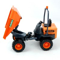 Dumper AUSA 4x4 - hidráulico