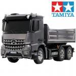 Tamiya MERCEDES AROCS 3348 6x4 Tipper Truck