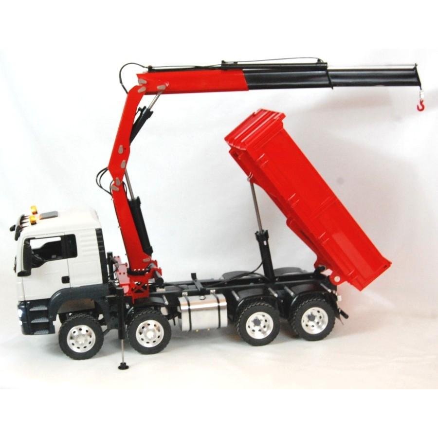 MAN TGS 8x8 LKW Krane (SD)