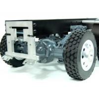 MAN TGS 8x8 LKW Kipper (SD) - Weißer Kipper
