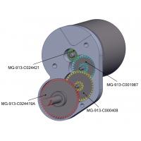 Caja transfer (derecha) -completa- carro 973D V2