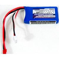 Batería Lipo 7.4V 500mah