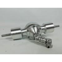 Realistic machinery pin - short head 14 mm