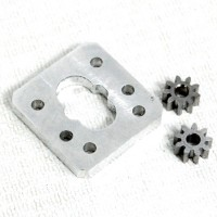 Kit de piñones de acero para bomba sin depósito