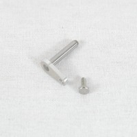 Pin realista de maquinaria - cabeza larga 12mm