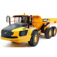 Bruder 8x8 chassis