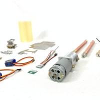 Hydraulikset + Elektronik für VOLVO A60H mit brushed Pumpe