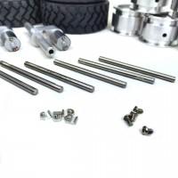 Kit de tracción  - Volvo A60H con ruedas de MAGOM