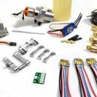 Kit completo de conversión - HUINA 580 (brazo original)