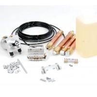 Kit hidráulico - HUINA 580 (brazo MAGOM)