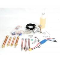 Kit completo de conversión - HUINA 580 (brazo MAGOM)
