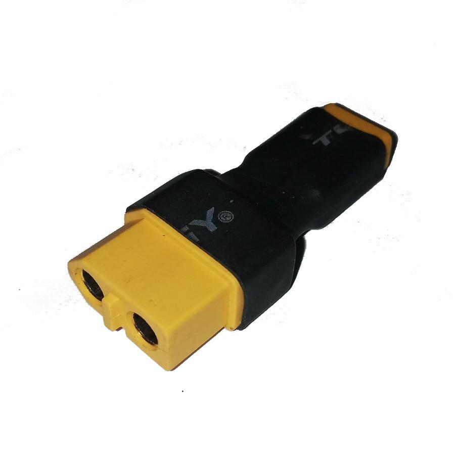 Adaptador XT60 Hembra - XT30 Macho