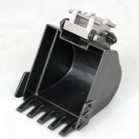 Soporte de acople rápido - cazo original HUINA 580 V3