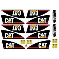 Set für CAT-Logo für Arm 1/16