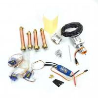 Kit hidráulico+electrónica CAT 320 (Brazo Bruder)