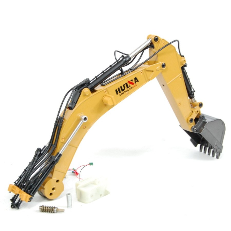 Crane kit for Tamiya truck + hydraulics + electronics