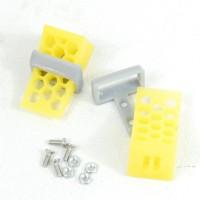 Calzos de rueda + soporte - impresión 3d (2)