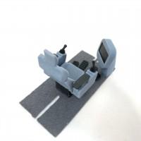 Inneneinrichtung für CAT 320 Kabine