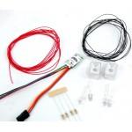 Kit de luces para CAT 320 con brazo metalico