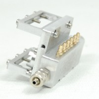 Válvula repartidora M3 3 vías - M5 IN/OUT