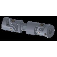 Palier/Cardan unión eje trasero-medio - camión TAMIYA