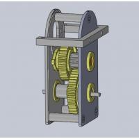 Getriebegehäuse für Tamiya LKW
