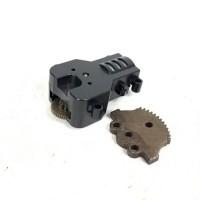 Motor de giro - Caja de cambios- HUINA 583