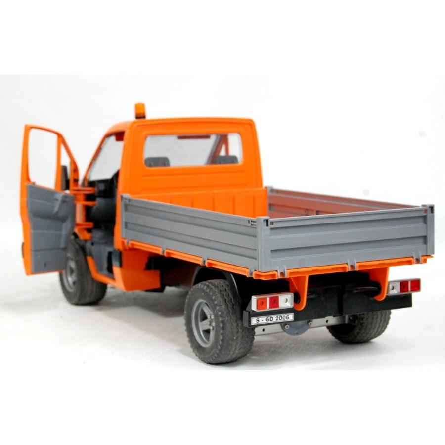 MAN TGA 41.440 8x8 Tipper (SD)