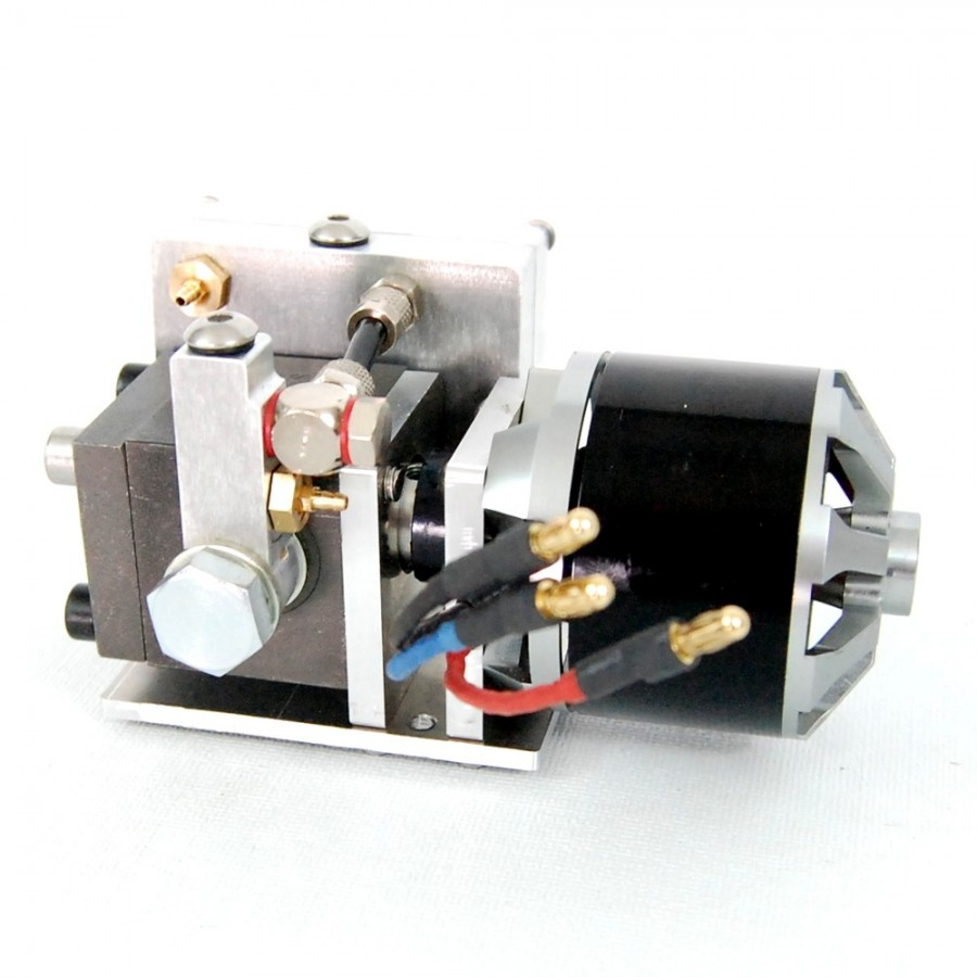 Hydraulikpumpe MG-HR7 900ml M3 + Brushless motor