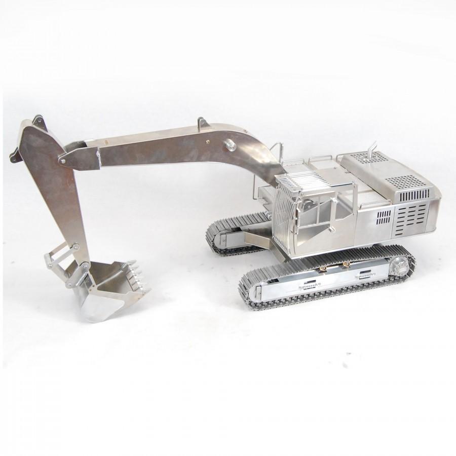 Liebherr 574 hydraulic loader + Transmitter + Lipo