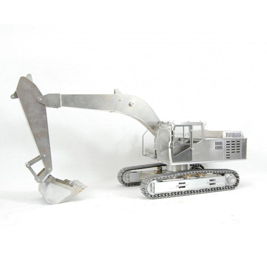 Liebherr 574 hydraulic loader + transmitter + Lipo + Charger