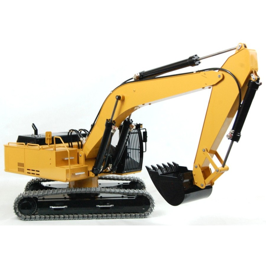Rotating cover for CAT 320
