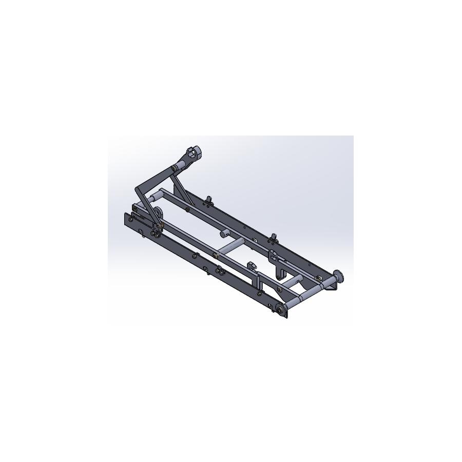 Estructura Multilift para MERCEDES Sprinter