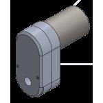 Caja reductora con motor 70 rpm - V2 - Eje de 5 mm