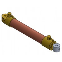 Hydraulikzylinder durchmesser 12 mm M3 - Star