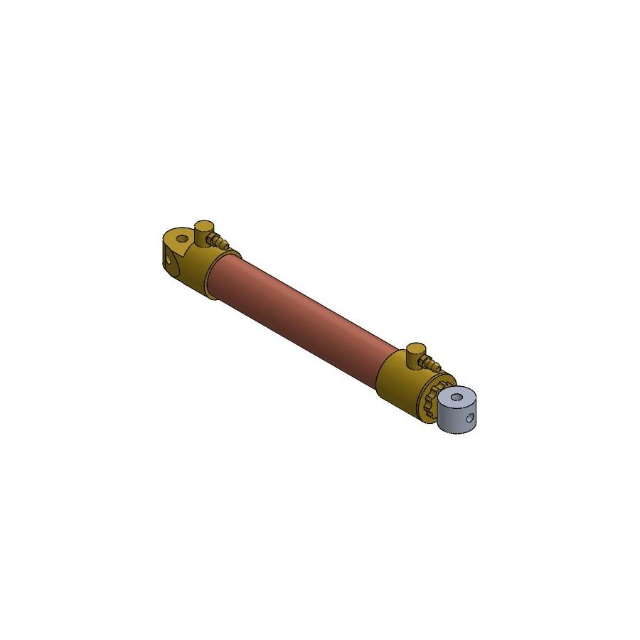 Botella hidráulica 12 mm M3 - Estrella