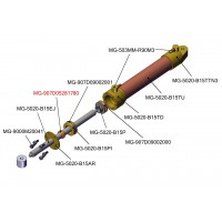 Junta tórica para botella hidráulica de 15 mm (interior) (2)