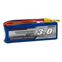 Batería Lipo 11.1V 3000mah - azul