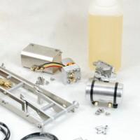 Hydraulic cylinder 22 mm M5