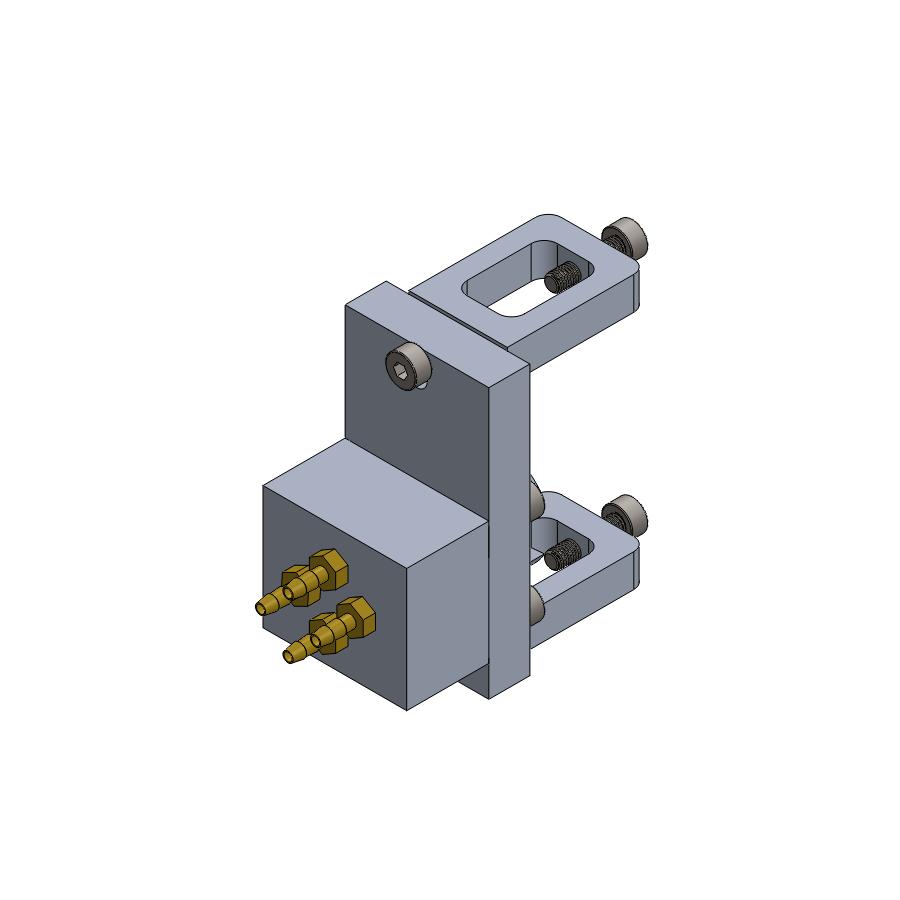 Válvula repartidora 1 vía V2 - TUBERÍA 2mm