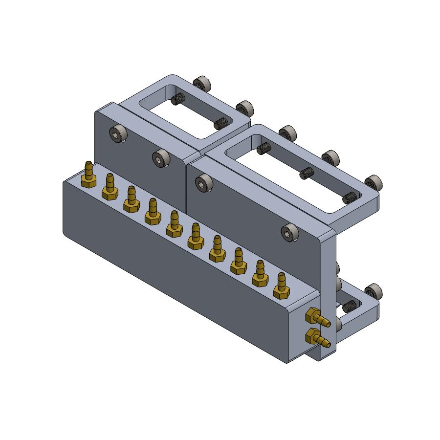 Cabin support system for Bruder SCANIA  - 1:16