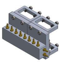 Válvula repartidora 4 vías V2 - TUBERÍA 2mm