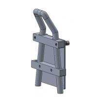 Steering bar holder (3...