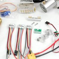 L574 Cargadora de ruedas 1/16 YWG + Emisora + Batería