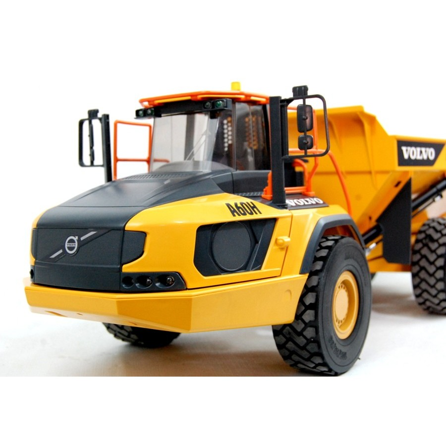 L574 1/16 Full metal Wheel loader YWG + Transmitter + Battery + Charger
